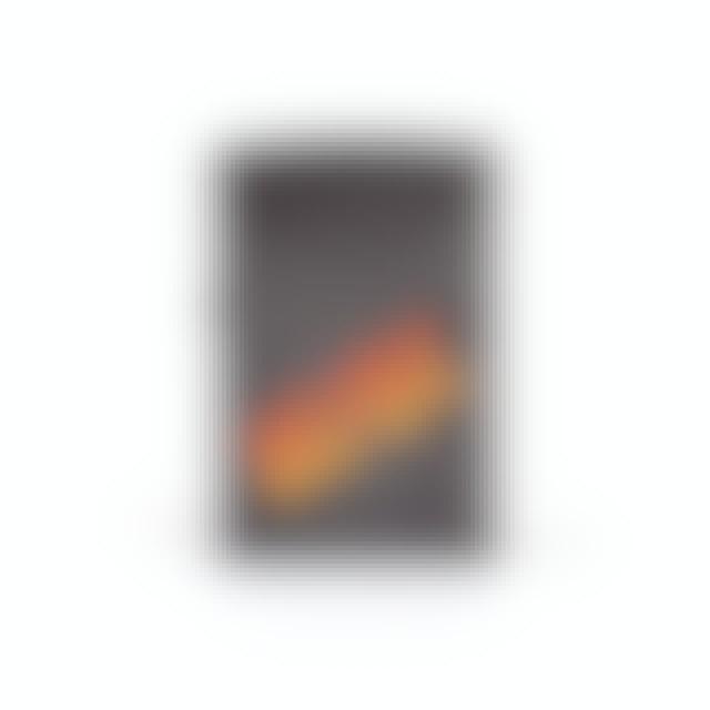 AC/DC Orange Logo/Lightning Bolts Silver Zippo