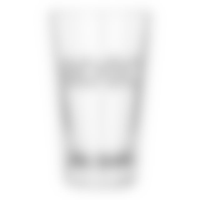 AC/DC Logo Etched Pint Glass