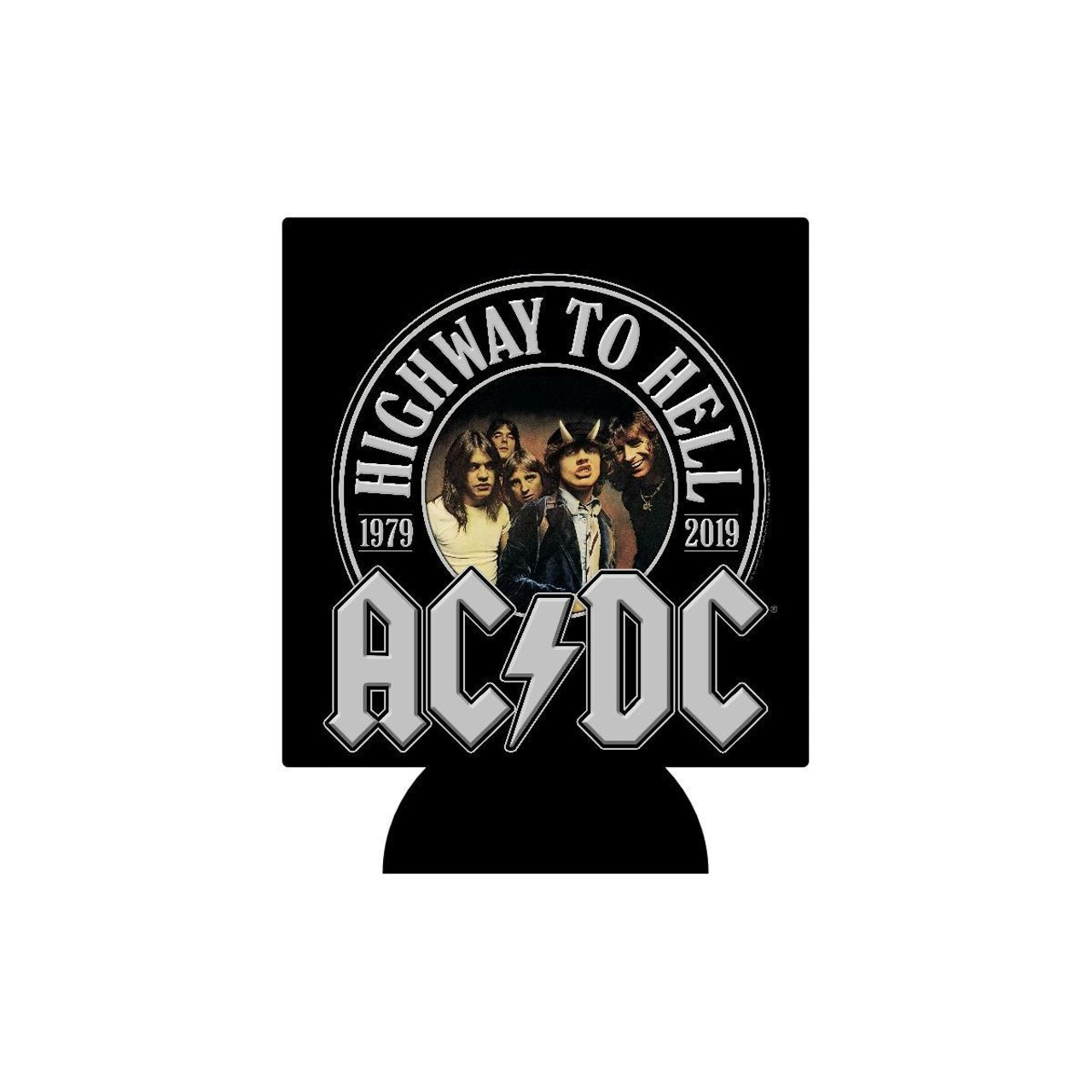 AC/DC Highway To Hell 40th Anniversary Coozie