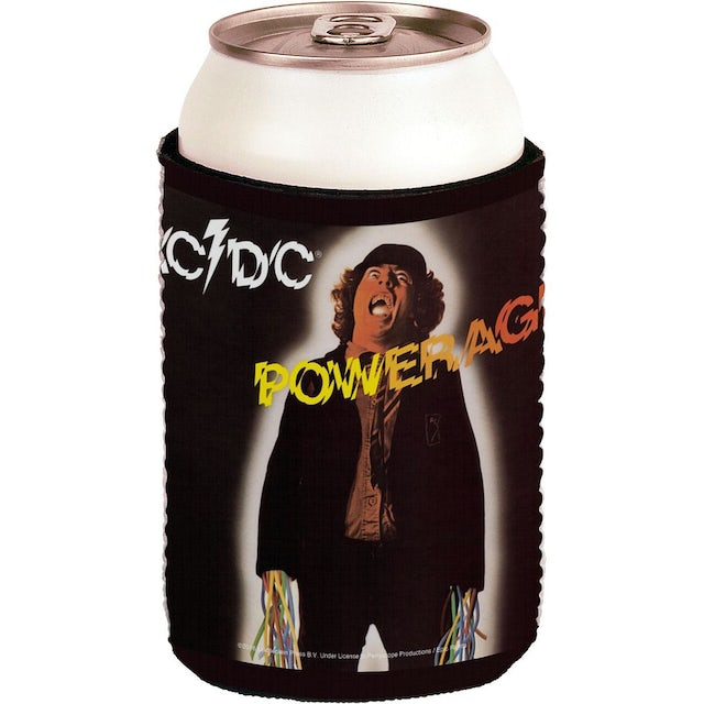 AC/DC Powerage Coozie