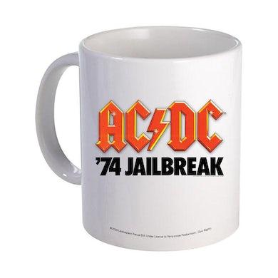 AC/DC 74 Jailbreak Cover Mug