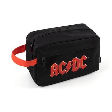 AC/DC Logo Wash Bag