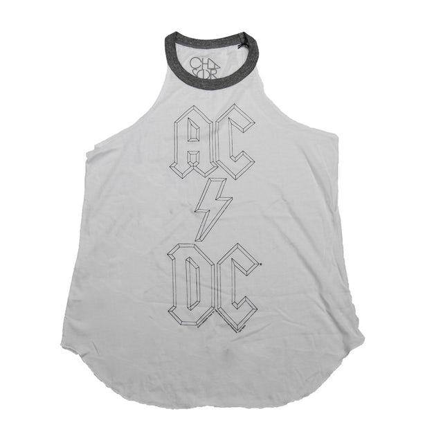 AC/DC Stacked Logo Tunic