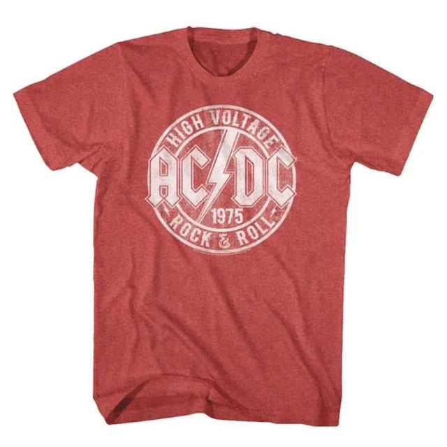 AC/DC Rock & Roll T-shirt