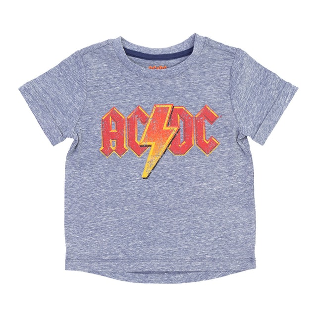 AC/DC Logo Kids Tee