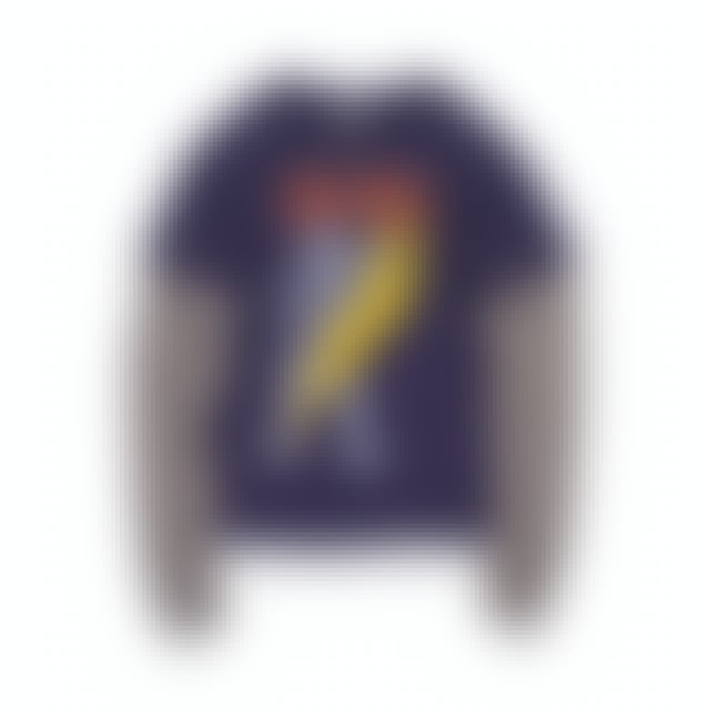 AC/DC Kids Blasted Bolt Layered Longsleeve T-Shirt - Blue