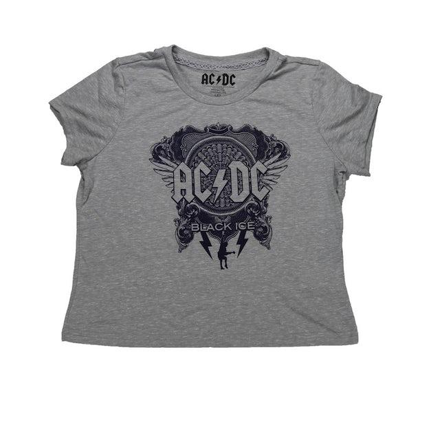 AC/DC Women's Winged Logo T-shirt
