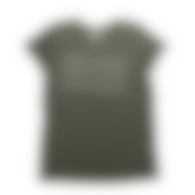 AC/DC Back In Black White Outline T-Shirt