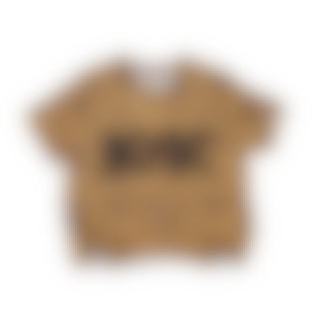 AC/DC Cheetah Print Logo T-shirt