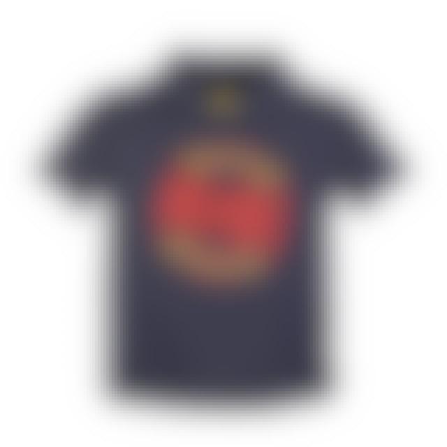 AC/DC - Kids High Voltage Navy Hooded T-shirt
