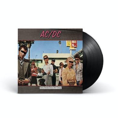 AC/DC Dirty Deeds Done Dirt Cheap LP (Vinyl)