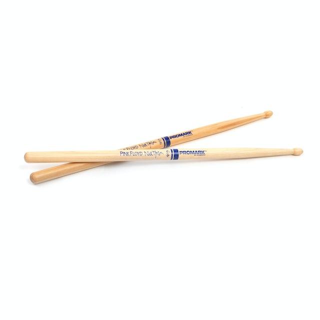 Pink Floyd Nick Mason Drumsticks