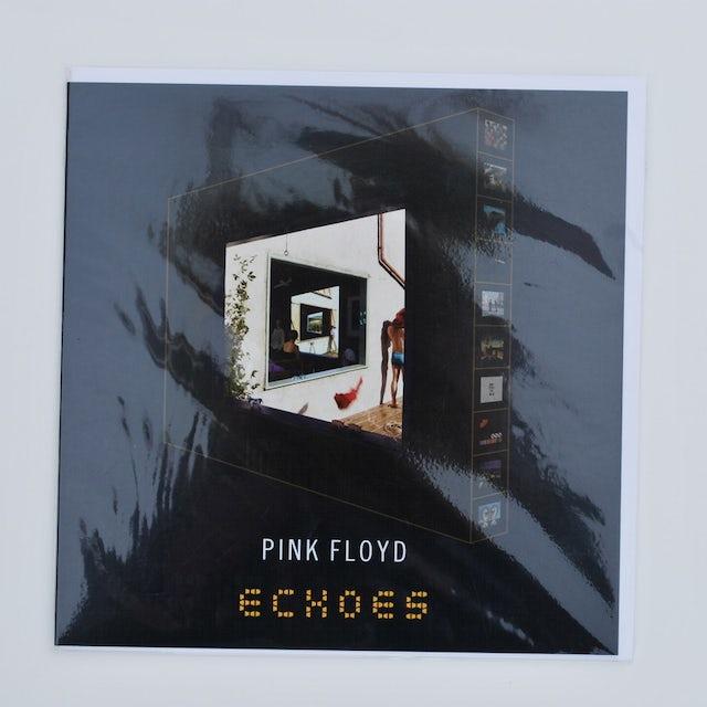 Pink Floyd Echoes Greeting Card