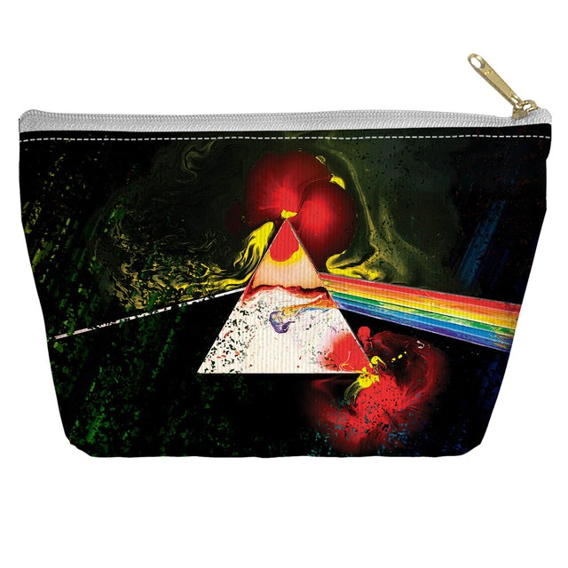Pink Floyd/Dark Side Of The Moon - Accessory Pouch - [8.5 X 6]