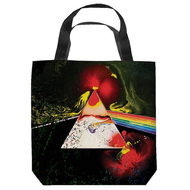 Pink Floyd/Dark Side Of The Moon - Tote Bag - [18 X 18]
