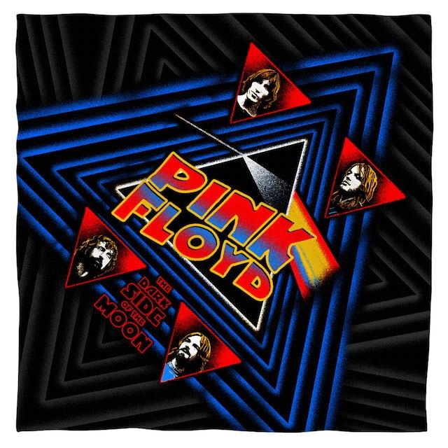 Pink Floyd/Funkside -Bandana-White-[22 X 22]