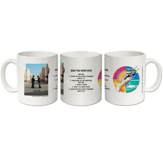 Pink Floyd Wish You Were Vinyl Collection Mug