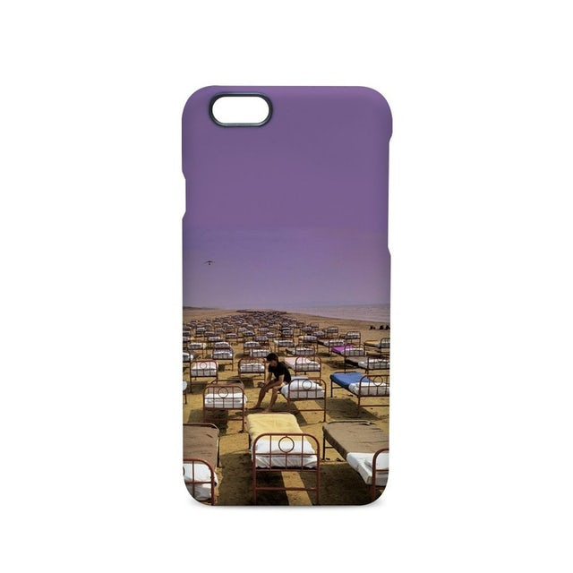 Pink Floyd A Momentary Lapse Of Reason Cover Art Phone Case
