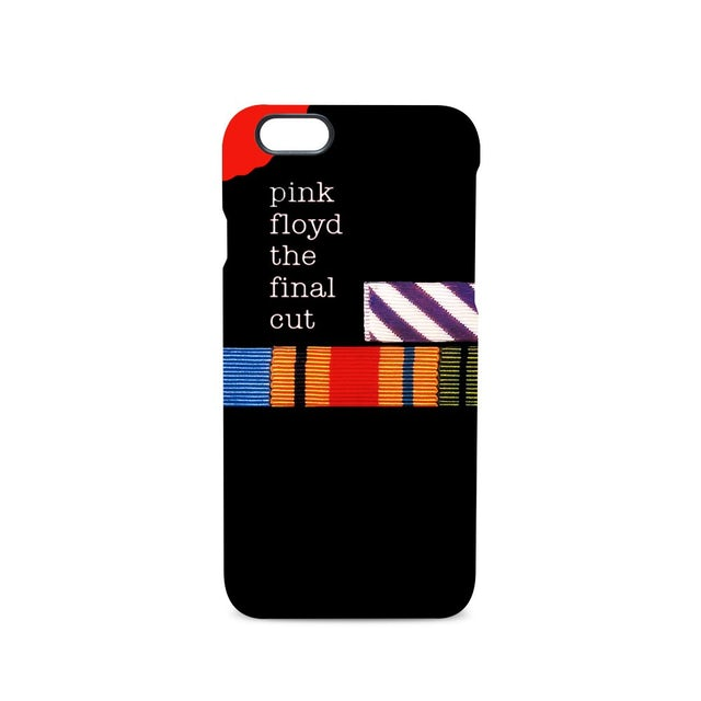 Pink Floyd The Final Cut Cover Art Phone Case