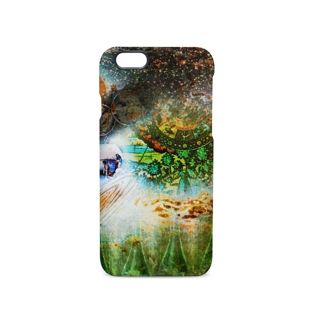 Pink Floyd A Saucerful Of Secrets Cover Art Phone Case