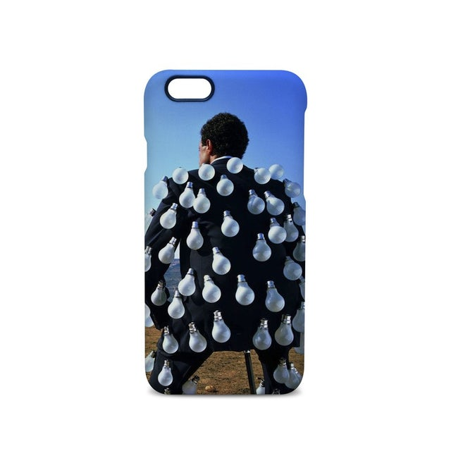 Pink Floyd Delicate Sound Of Thunder Cover Art Phone Case