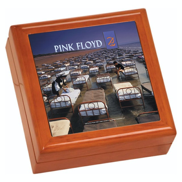 Pink Floyd A Momentary Lapse Of Reason Wooden Keepsake Box