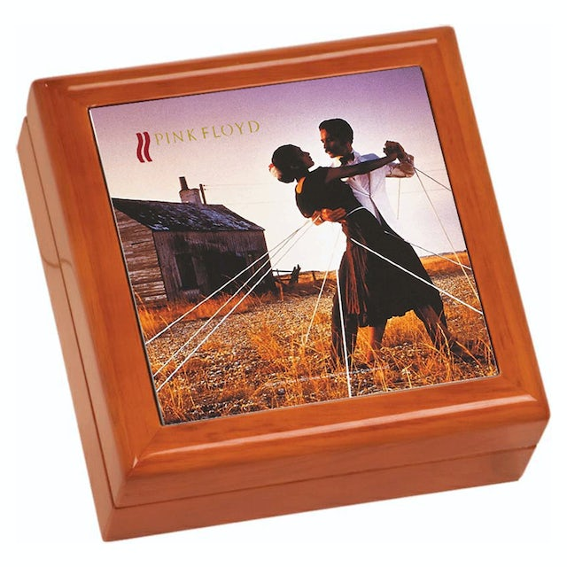Pink Floyd A Collection Of Great Dance Songs Wooden Keepsake Box