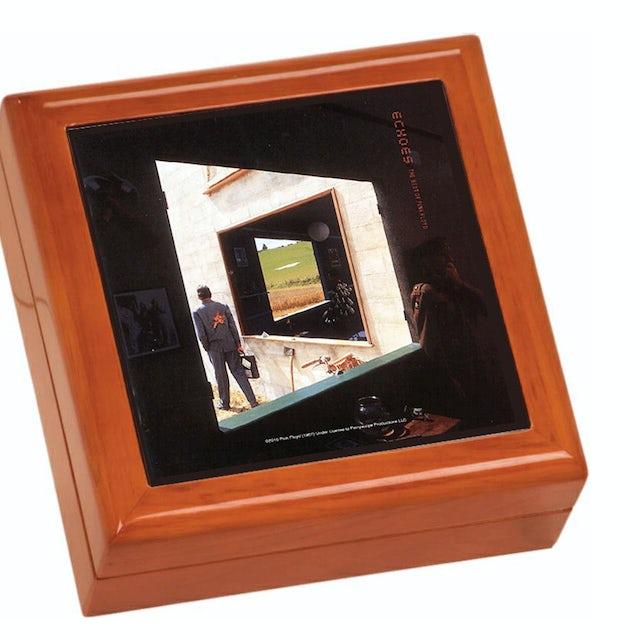 Pink Floyd Echoes Wooden Keepsake Box