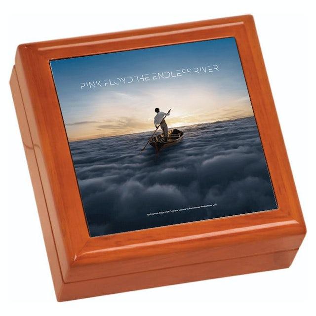 Pink Floyd The Endless River Wooden Keepsake Box