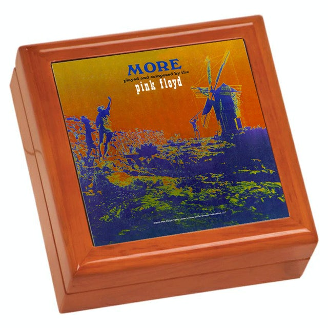 Pink Floyd More Wooden Keepsake Box