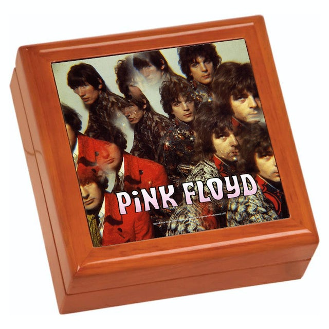 Pink Floyd The Piper At The Gates Of Dawn Wooden Keepsake Box