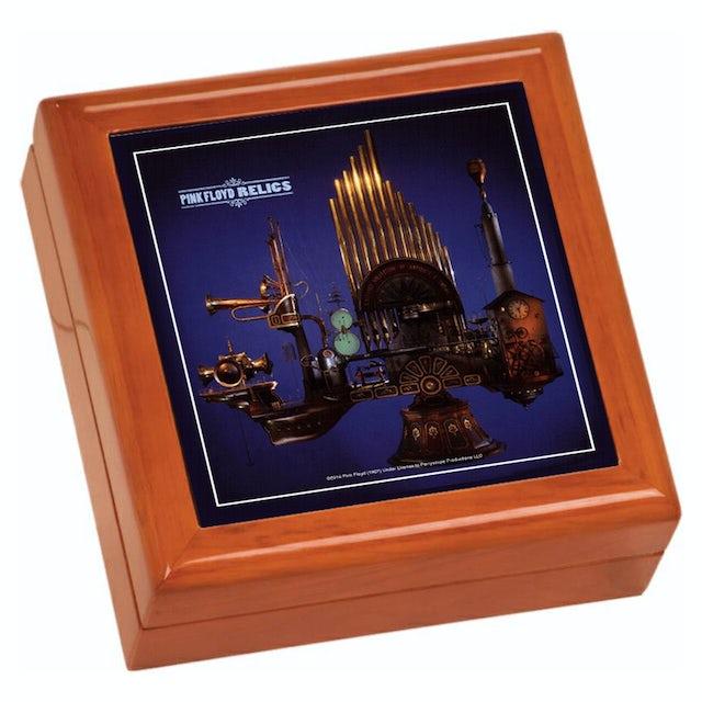 Pink Floyd Relics Wooden Keepsake Box