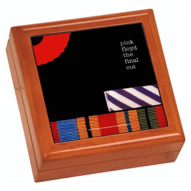 Pink Floyd The Final Cut Wooden Keepsake Box