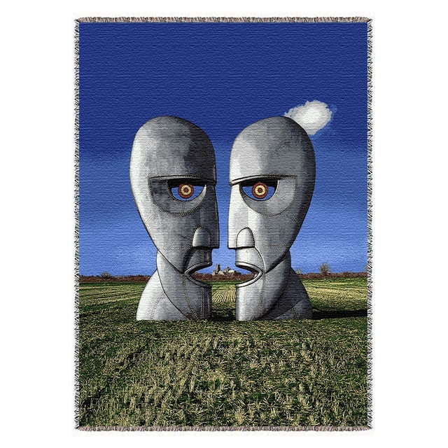 Pink Floyd Division Bell Throw Blanket