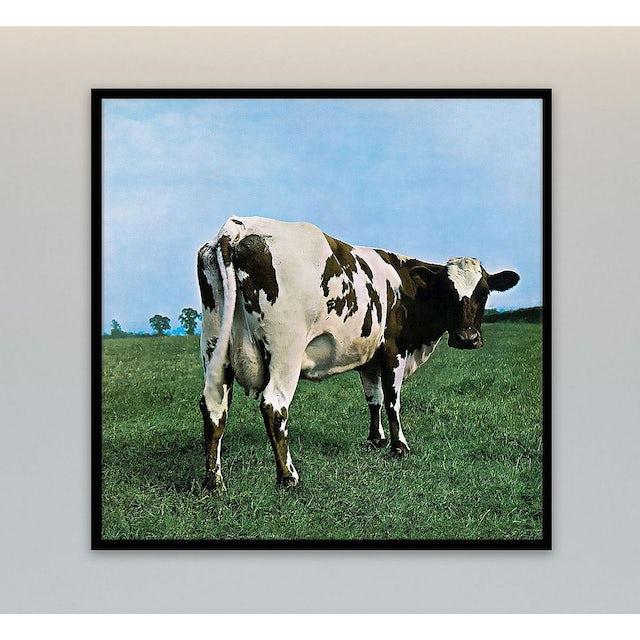 Pink Floyd Atom Heart Mother Canvas Wall Art