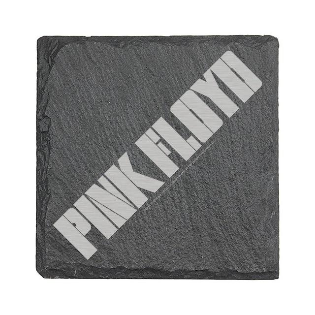 Pink Floyd Animals Logo Laser Engraved Square Slate Coaster (set of 4)