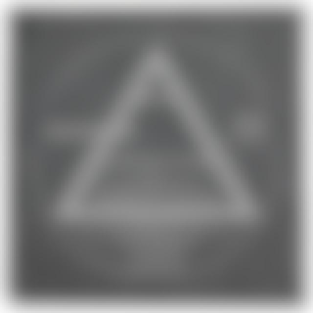 Pink Floyd Dark Side Label Laser Engraved Square Slate Coaster (set of 4)
