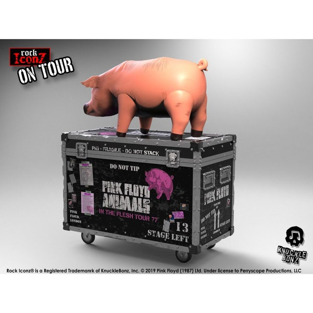 Pink Floyd (The Pig) Rock Iconz On Tour Series Collectible