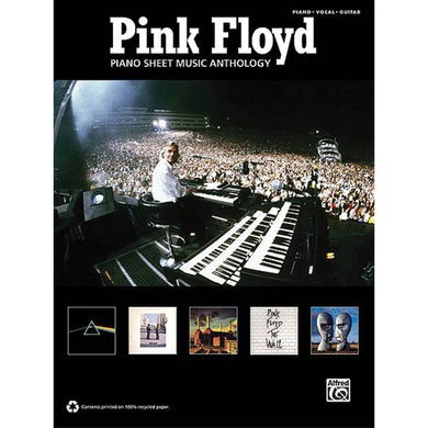 Pink Floyd - Anthology Piano/Vocal/Guitar Artist Songbook