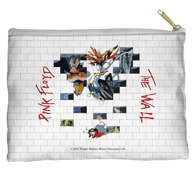 Pink Floyd Roger Waters/The Wall 2 - Accessory Pouch  - [12.5 X 8.5]