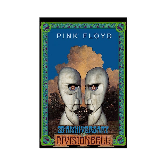 Pink Floyd Masse Division Bell 25th Anniversary Print