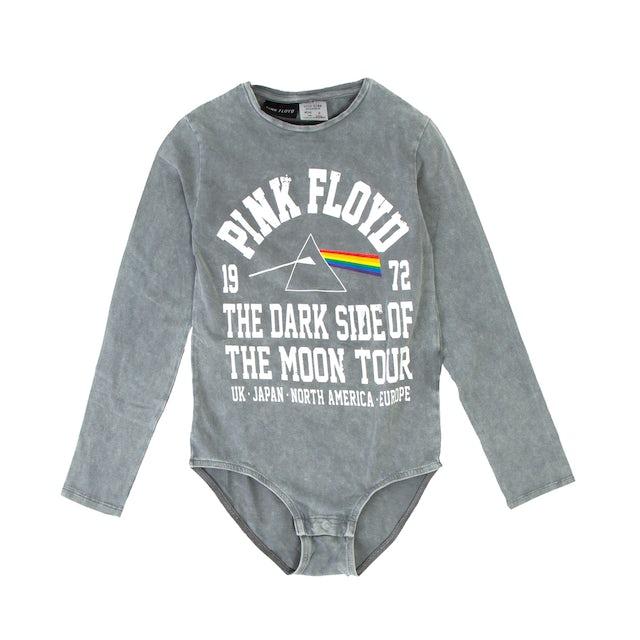 Pink Floyd The Dark Side of the Moon Grey Onesie