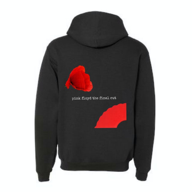 Pink Floyd The Final Cut Poppy Reflection Hoodie