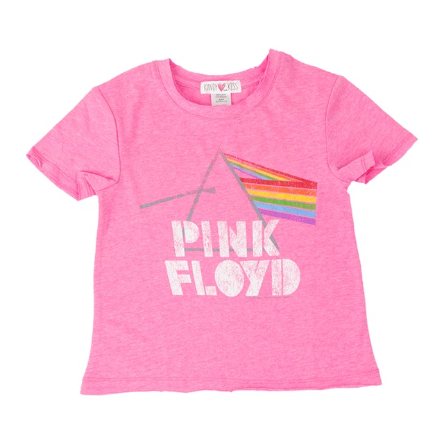 Pink Floyd DSOTM Prism Pink T-shirt