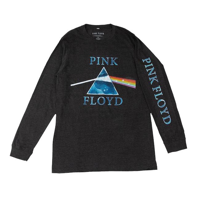 Pink Floyd Dark Side LS Crew Neck T-shirt