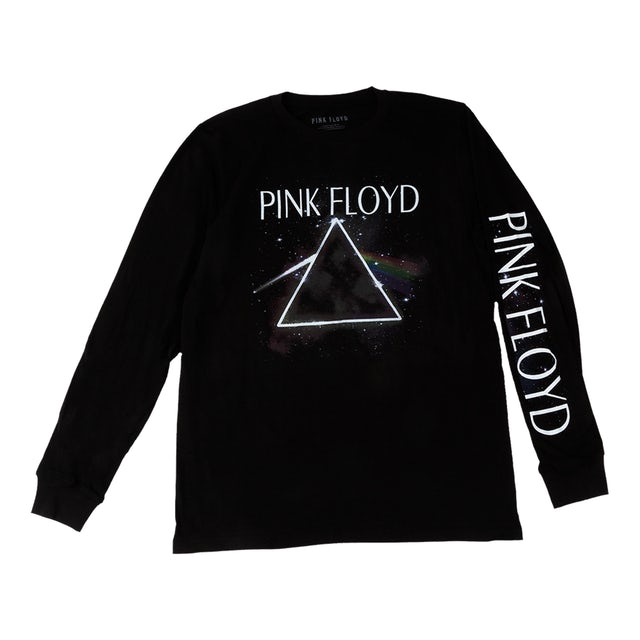 Pink Floyd Dark side Core LS Crew Neck T-shirt