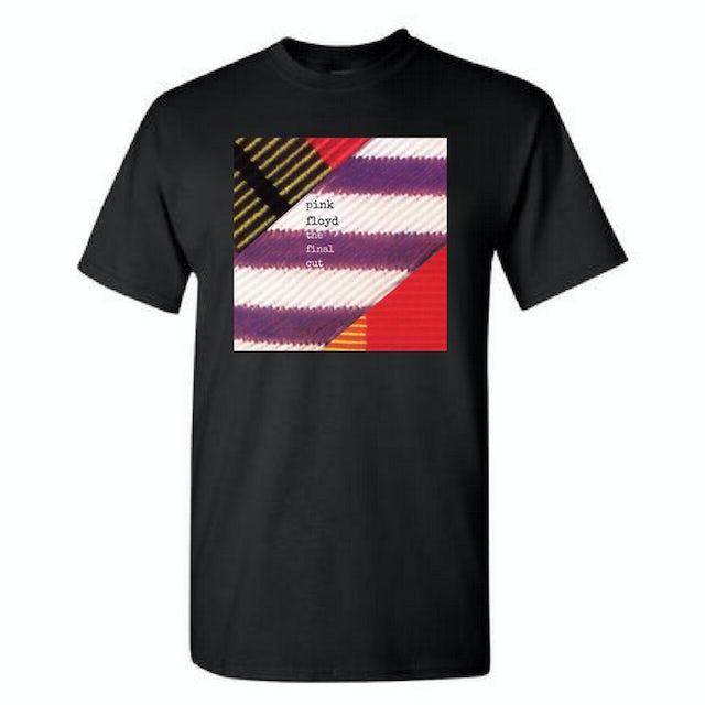Pink Floyd Women's The Final Cut Somber Stripes T-Shirt