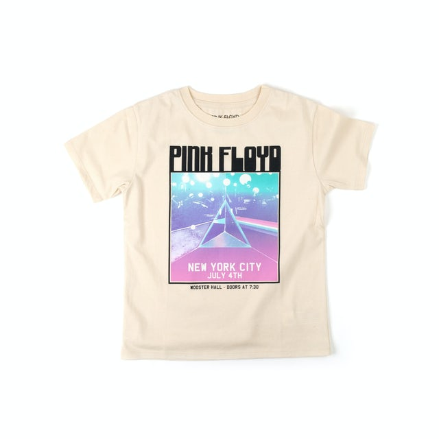 Pink Floyd Live at Wooster Hall Girls T-shirt