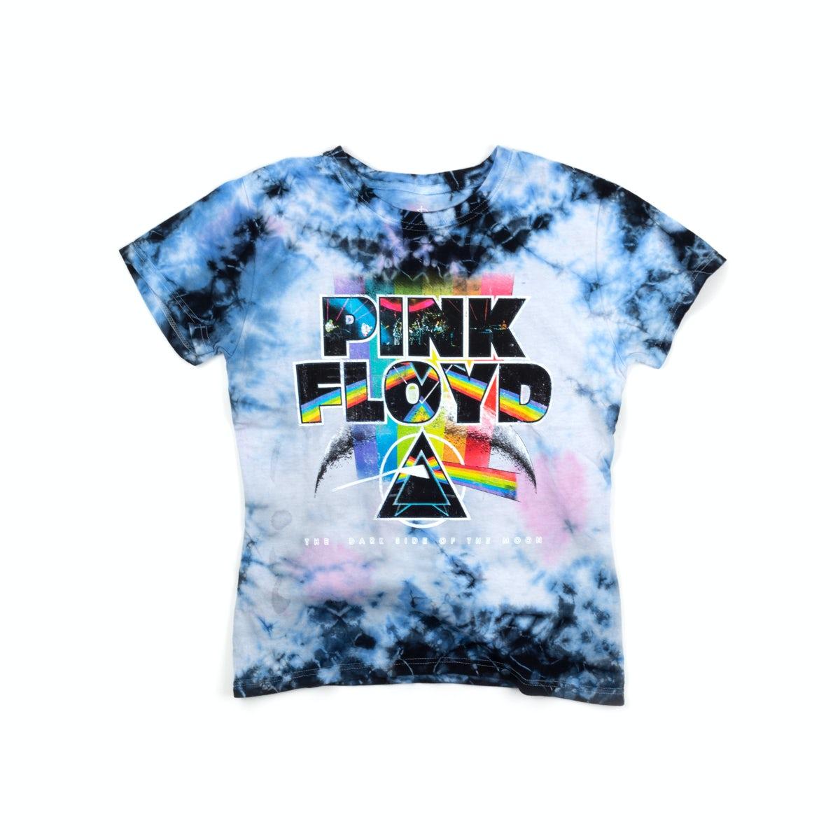 New PINK FLOYD Dark Side Silhouette T Shirt