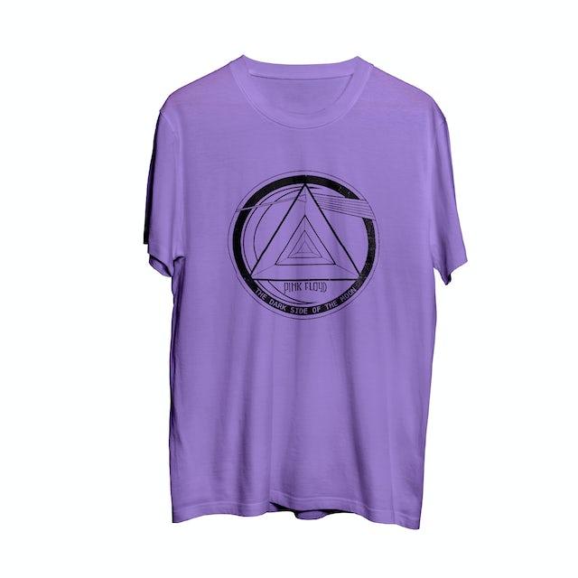 Pink Floyd Prism Geometric Logo T-Shirt